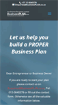 Mobile Preview of businessplan.co.za